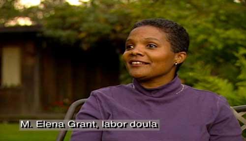Elena Grant, Doula